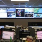 Blue Ridge Electric Control Room Video Wall