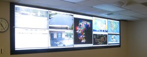 Blue Ridge Electric Video Wall